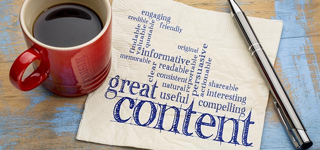 content marketing and content creation services