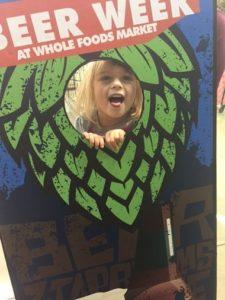 Whole Food Beer Week Cut Out