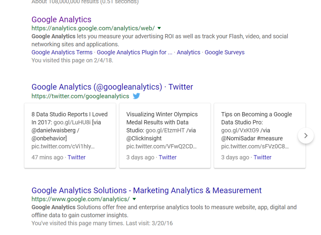 How to Set up Google Analytics step 1