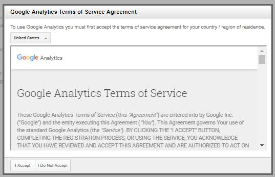 Google Analytics Step 4